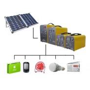 小型户用独立发电系统
