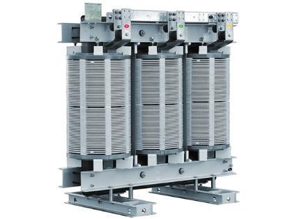 非包封H级绝缘三相干式电力变压器